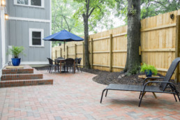 916 Lancaster St - Patio